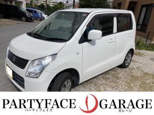 スズキ ワゴンR FX レンタカーアップ 現状販売車 キーレス 純正オーディオ