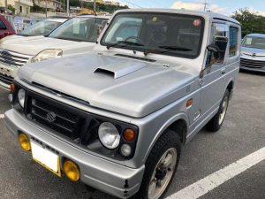 スズキ ジムニー ワイルドウインド パートタイム4WD 高低二段切替式 (後輪駆動ベース)