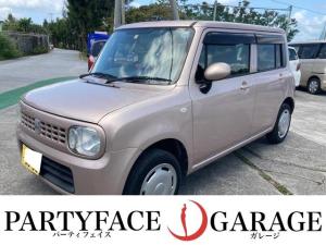 スズキ アルトラパン G ユーザー買取車