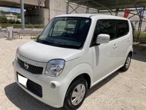 日産 モコ X 本土車