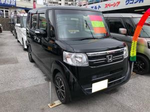 ホンダ N-BOX G・Lパッケージ 社外アルミ 安心の2年保証付き!