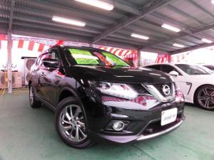 日産 エクストレイル 20Xtt エマージェンシーブレーキパッケージ ・ナビ&フルセグ・LEDライト・アラウンドビュー・レザー