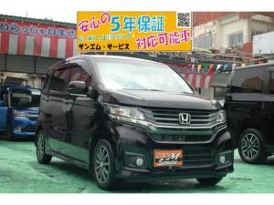 ホンダ N-WGNカスタム G・Aパッケージ シティブレーキ HID 5年保証対象車