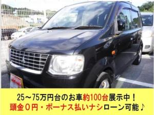 三菱 eKワゴン G 2年保証 電格ミラー キーレス