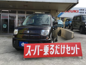 スズキ MRワゴン L