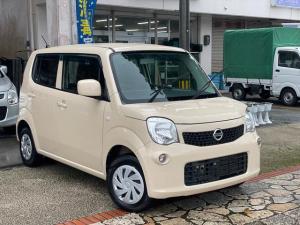 日産 モコ S アイドリングストップ スマートキー プッシュスタート ナビ Bluetooth機能 バックカメラ 本土無事故車