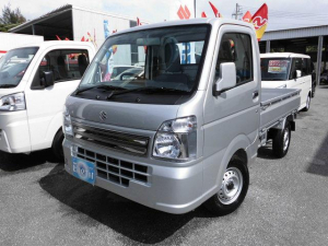 スズキ キャリイトラック 新車 KCスペシャル 5F 2WD ブレーキサポート付