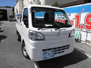 ダイハツ ハイゼットトラック 新車 スタンダード AT 4WD