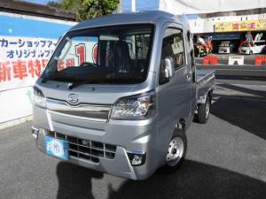 ダイハツ ハイゼットトラック 新車 ジャンボ 5F 2WD