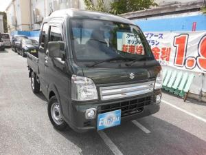 スズキ スーパーキャリイ X 新車 5F 4WD