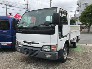 日産 アトラストラック 4WD 垂直パワーゲート リフト600kg