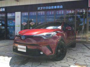 トヨタ C-HR G モード ネロ 特別仕様車