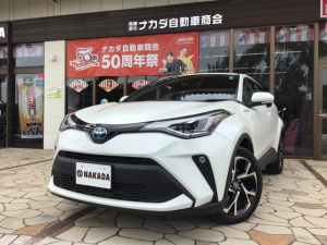トヨタ C-HR G 新車現行モデル 新車保証継承付き