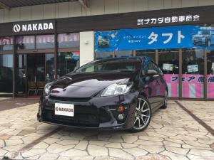 トヨタ プリウス Sツーリングセレクション・G's カロッツエリア8インチナビ Bluetoothオーディオ  ETC バックカメラ 特別限定車