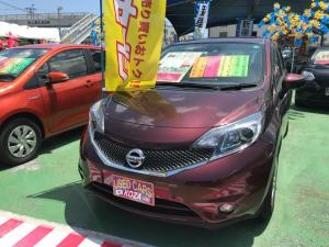 日産 ノート X DIG-S ブランナチュール インテリア エマージェンシーブレーキ 純正ナビTV