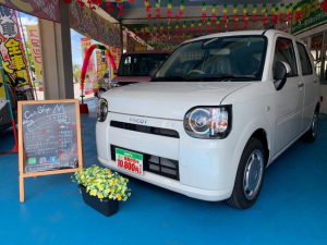 ダイハツ ミラトコット X SAIII 展示車