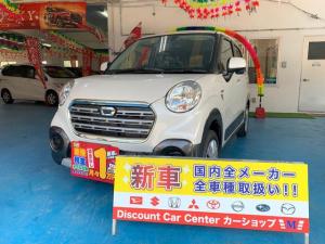 ダイハツ キャスト アクティバX SAIII 展示車