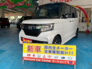 ホンダ N-BOXカスタム G・Lホンダセンシング 展示車