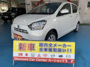 ダイハツ ミライース X リミテッドSAIII 展示車
