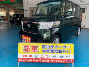 ホンダ N-BOX G・Lホンダセンシング 展示車
