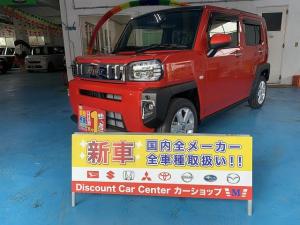 ダイハツ タフト Gターボ アナザースタイルパッケージ クロムスタイル 展示車