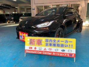 トヨタ GRヤリス RZ ハイパフォーマンス 予防安心パッケージ 新車