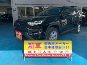 トヨタ RAV4 ハイブリッドX 新車