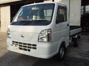 日産 NT100クリッパートラック DX エアコン パワステ オートマ