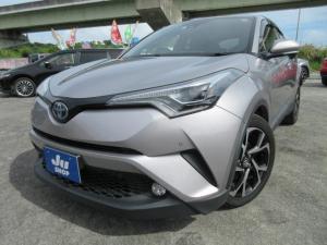 トヨタ C-HR G ナビ・リアカメラ・ETC付