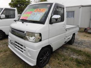 三菱 ミニキャブトラック VX-SE F/エアロ サイドパネル カスタム