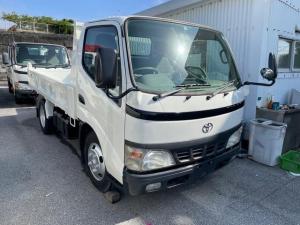 トヨタ ダイナトラック フルジャストロー3tダンプ