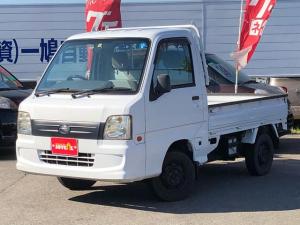 スバル サンバートラック TB パートタイム4WD 5MT ラジオ ヒーター