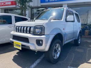 スズキ ジムニーシエラ ベースグレード 4WD 5速マニュアル SDナビ ETC 走行42203キロ
