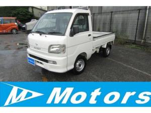 ダイハツ ハイゼットトラック エアコン・パワステ スペシャル 積載量350kg 4WD