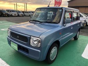 スズキ アルトラパン G 4WD シートヒーター・CDチューナ付
