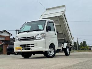 ダイハツ ハイゼットトラック 多目的ダンプ プロテクトタイプ4WD・エアコン・パワステ付き