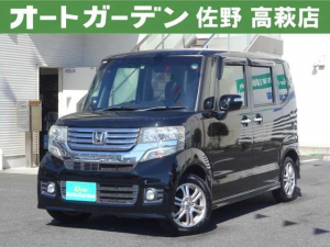 ホンダ N-BOXカスタム G・Lパッケージ ナビ&TV Rカメラ ETC装備