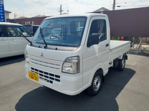 三菱 ミニキャブトラック M パートタイム4WD AC エアバック パワーステアリング ABS