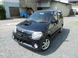 スズキ Keiワークス 赤レカロ 9型 5速MT 4WD