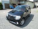 スズキ/Keiワークス 赤レカロ 9型 5速MT 4WD