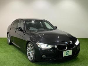 BMW 3シリーズ 320i Mスポーツ 革シートセット Mスポーツサスペンション リアビューカメラ 純正ナビ 19インチホイール 禁煙車 ワンオーナー車