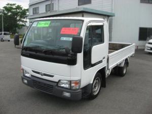 日産 アトラストラック ディーゼル エアコン・パワステ 1,500kg 後輪Wタイヤ