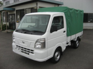 日産 NT100クリッパートラック DX 4WD・AT・エアコン・パワステ・幌付