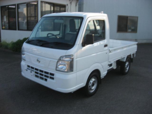 日産 NT100クリッパートラック DX AT・2WD・エアコン・パワステ