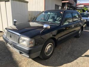 トヨタ クラウンコンフォート デラックス タクシーベース車 LP