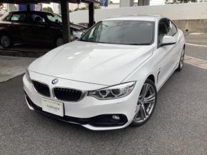 BMW 4シリーズ 420iクーペ スポーツ 本革シートヒーター