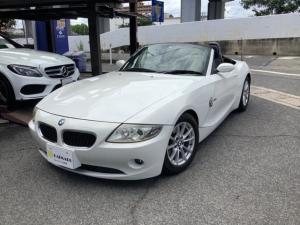 BMW Z4 2.2iユーザー下取車/電動オープン外品19インチアルミ