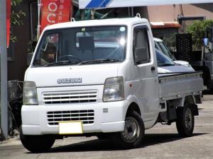 スズキ キャリイトラック KCエアコン・パワステ 5MT 切替式4WD