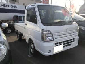 スズキ キャリイトラック KCエアコン・パワステ 5MT パートタイム4WD