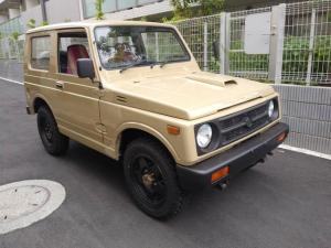 スズキ ジムニー HC 4WD アルミホイール CDチューナー
